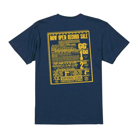 WTM Tシャツ SALE(インディゴ)