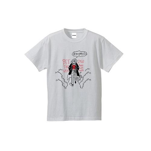 WTM クラシカルTシャツ Beethoven(Adult)ホワイト