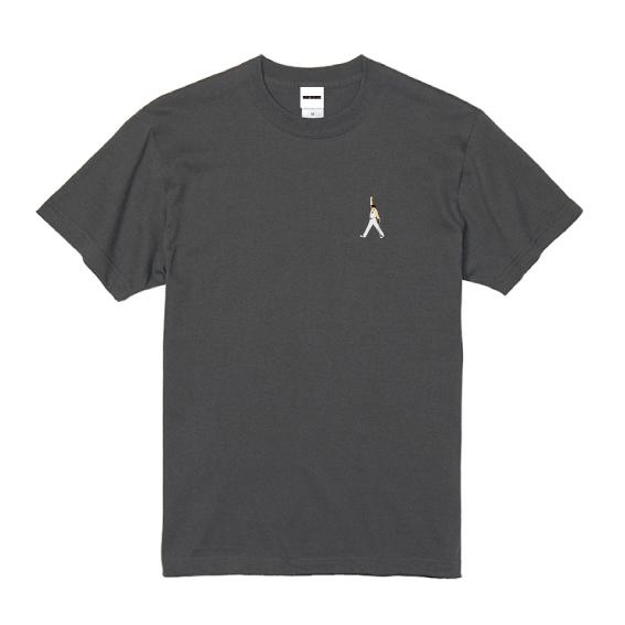 WTM Tシャツ LEGENDS Freddie. M.(スミクロ)