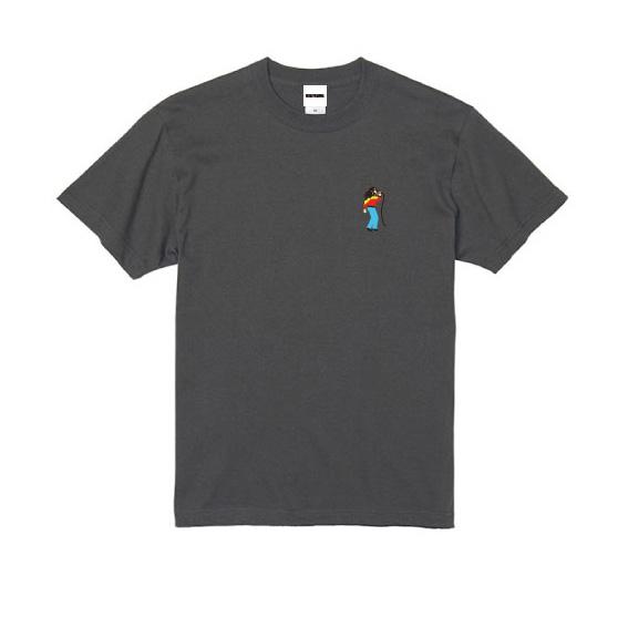 WTM Tシャツ LEGENDS Bob. M.(スミクロ)