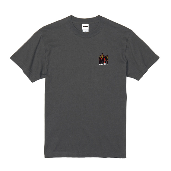 WTM Tシャツ LEGENDS Run. D.(スミクロ)