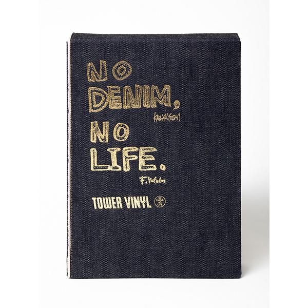BerBerJin × 吉井和哉 × WEARTHEMUSIC  N.D.N.L. Denim Book Case