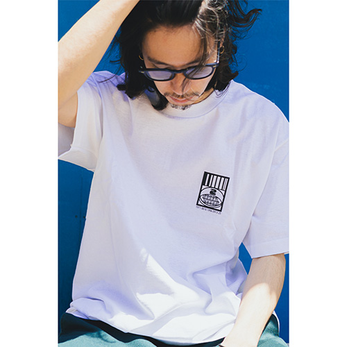 Twenty Seven × WEARTHEMUSIC 0913 T-shirt(White)