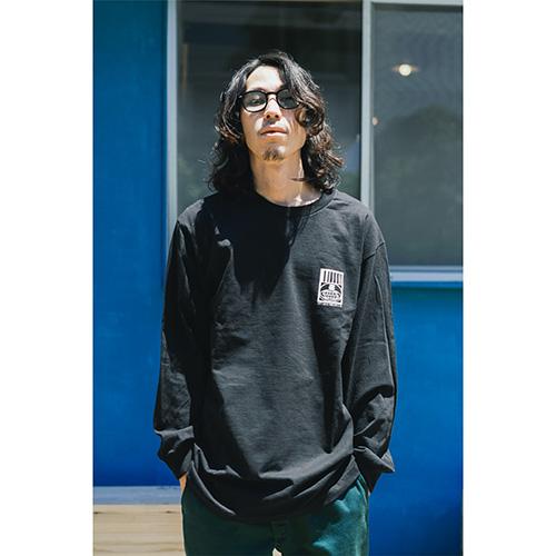 Twenty Seven × WEARTHEMUSIC 0913 L/S T-shirt(Black)