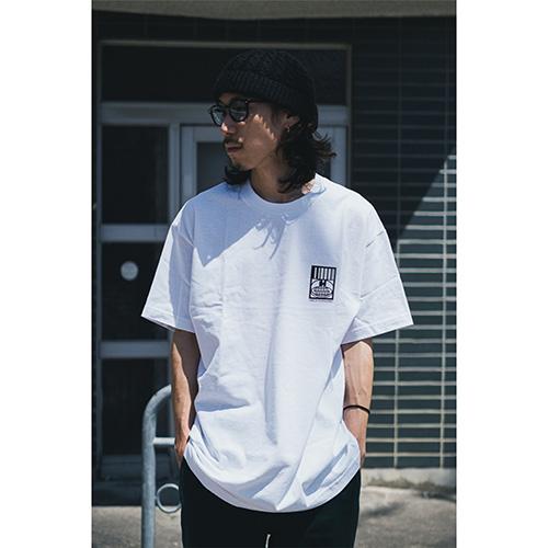Twenty Seven × WEARTHEMUSIC 0907 T-shirt(White)
