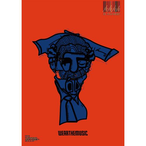 Twenty Seven × WEARTHEMUSIC 0915 Poster(A2)