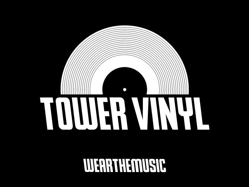 「TOWER VINYL」のアパレルライン