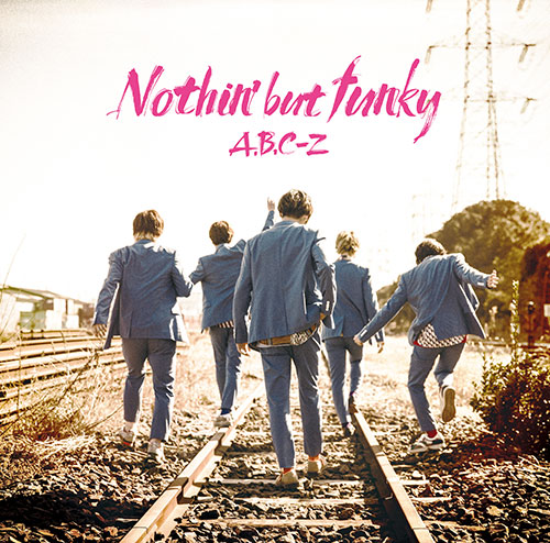 『Nothin' but funky』通常盤