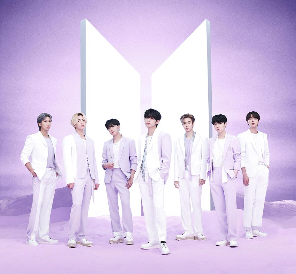日本ベストアルバム『BTS, THE BEST』