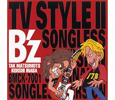 B'z TV STYLE II Songless Version