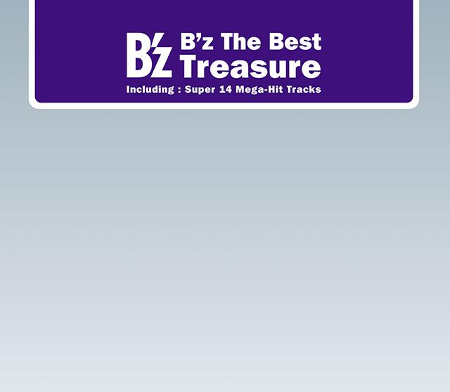 B'z The Best Treasure