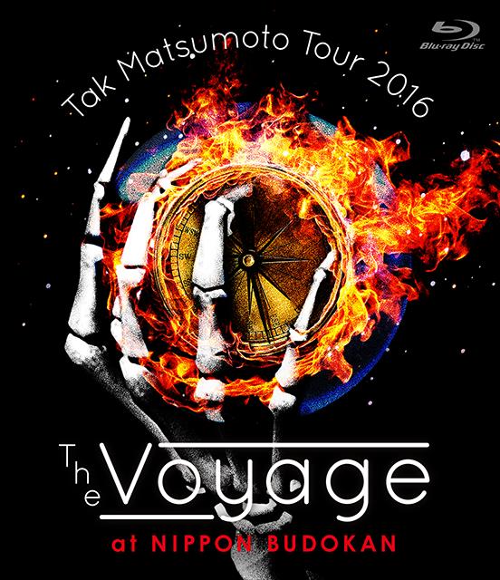 Tak Matsumoto Tour 2016 -The Voyage- at 日本武道館
