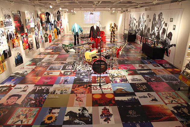 タワー渋谷店8F新スペース×イエモンのコラボ企画〈タワモン〉