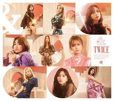 『&TWICE』初回限定盤B