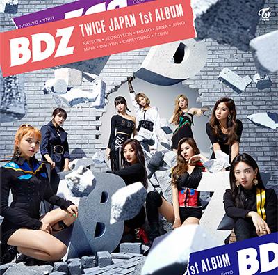 BDZ [CD+ブックレット]<通常盤/初回限定仕様>