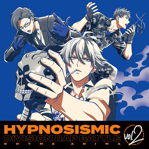 ヒプノシスマイク-Division Rap Battle-』 Rhyme Anima Blu-ray&DVD ...
