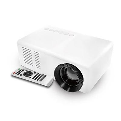グリーンハウス コンパクトプロジェクター GH-PJTA-WH ホワイト