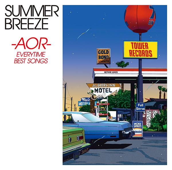 SUMMER BREEZE -AOR-  EVERYTIME BEST SONGS