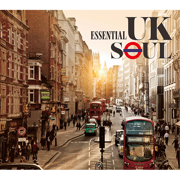 タワレコ限定!90年代にFMのエアプレイやクラブ・シーンで人気のUKソウルの名曲を収録したコンピレーション『ESSENTIAL UK SOUL』!