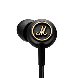 Marshall MODE EQ イヤホン Black&Brass
