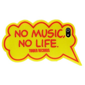 TOWER RECORDS×Candies NO MUSIC, NO LIFE. PHONE CASE (iPhone5/5S対応)