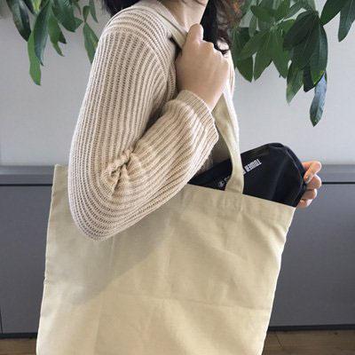 うちわハンドバッグ