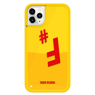 Hash Feat.#F × TOWER RECORDS OIL LIQUID CASE