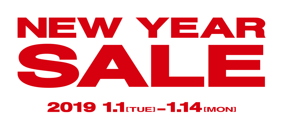 NEW YEAR SALE 2018