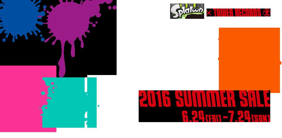 2016 SUMMER SALE 6/24-7/24