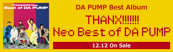 DA PUMP Best Album