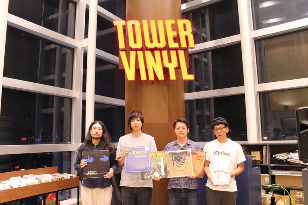 【TOWER VINYL太鼓盤!】第5回